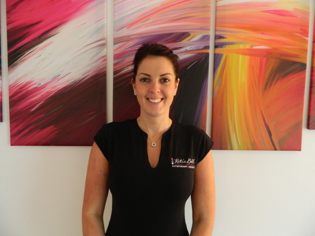 KATIE BELL – Director and Principal Physiotherapist