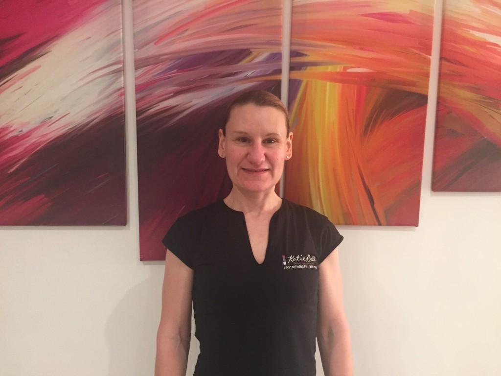HELEN PICKFORD – Massage Therapist