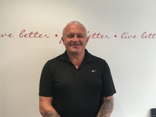 SIMON GREGG – Sports Massage Therapist