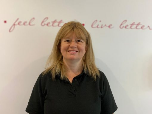 KERRY LAUDER – Clinical Specialist