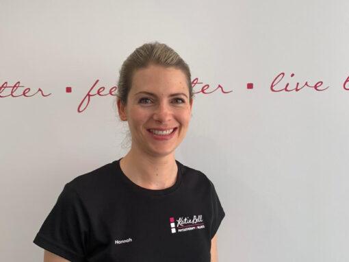 HANNAH WALKER – Massage Therapist