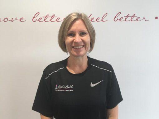 JULIE DAVIS – Sports Massage Therapist