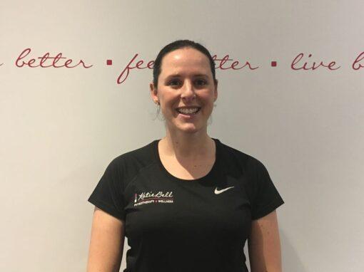 KATIE NEVIN – Pilates Instructor & Physiotherapist