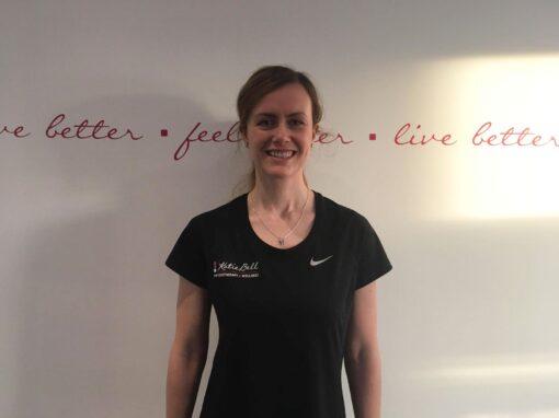 HELEN TUTTON – Senior Physiotherapist