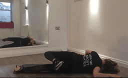 Chest Stretch for Sheffield Cyclists