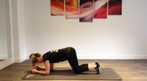 Plank Exercise for Cyclists