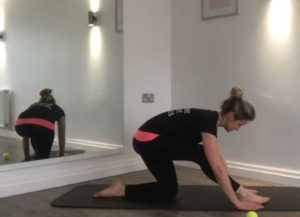 Stretching Exercise for Sheffield Runners