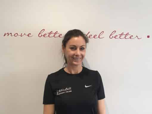 ANN-MARIE – Pilates Instructor