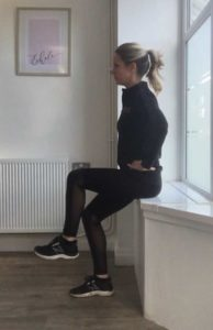 Single Leg Sit To Stand