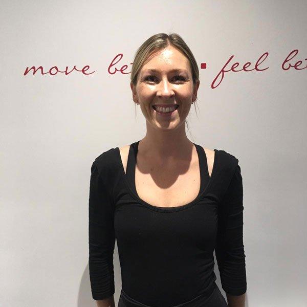 Dayle Hill Yoga Instructor Sheffield