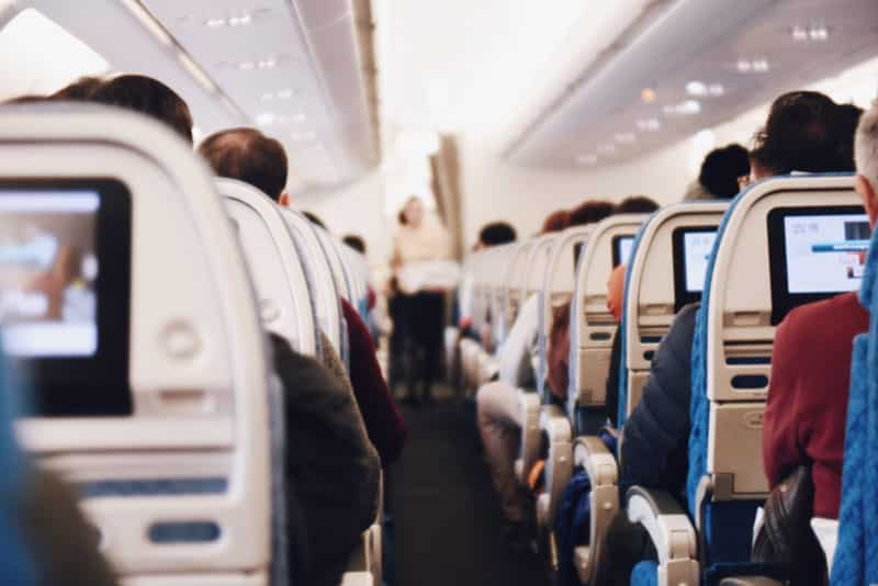 8 Exercises To Keep You Moving During A Long Flight
