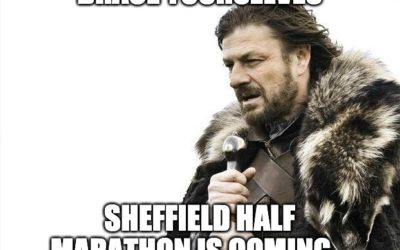 Sheffield Half Marathon – Training Advice #2