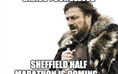 Sheffield Half Marathon: Sports Massage for Running Injuries