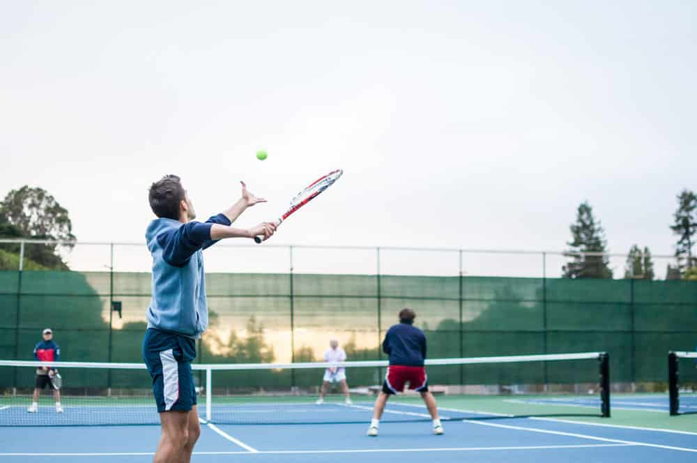 Tennis And Protecting Your Shoulders