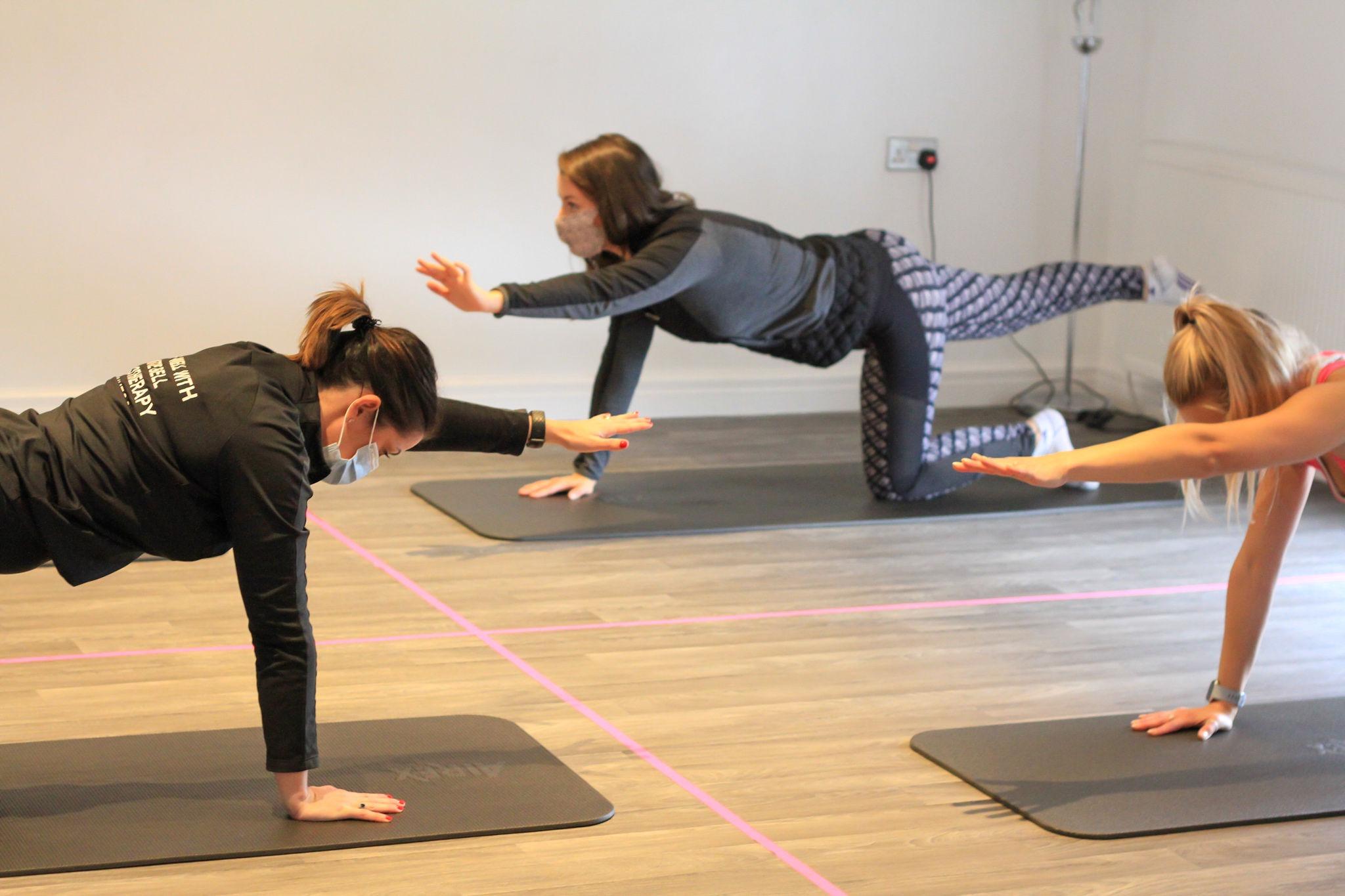 Sheffield Pilates Studio