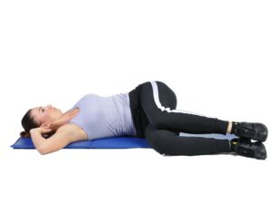 Hip Twist for back pain
